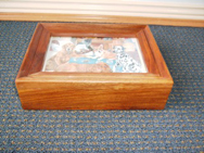 Picture Frame Photo Box